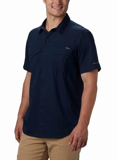 Columbia Gömlek Mavi